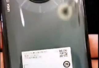 华为Mate30 Pro黑色版真机开箱视频曝光