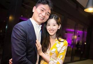 刘强东、章泽天持股公司发生经营范围变更,新增保健食品销售等