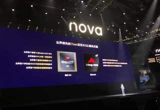 华为发布nova6 5G新机:麒麟990+3200万前置自拍,售价3799元起