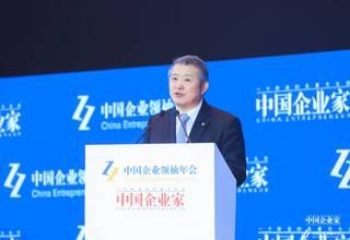 陈东升:健康产业将成为中国继房地产、汽车行业后的支柱产业