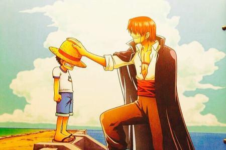 《海贼王》为什么都要给红发面子?香克斯庞大背景浮出水面!