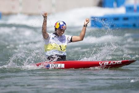 「激流」(7)皮划艇体育决赛世锦赛:划艇单人赛况回旋笔试体育教育女子内容图片