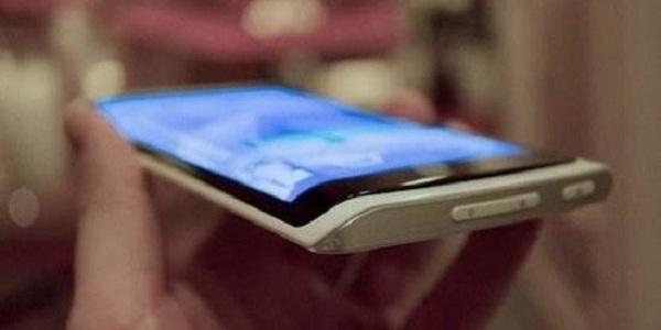 手型形态探索 三星新专利:环绕显示手机