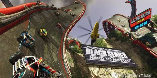 PlayStation Plus 港服18年5月免费游戏 《雷曼传奇》《赛道狂飙:涡轮》