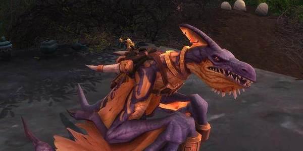 魔獸世界8.0:真的很驚喜!馴龍高手成就和翼手龍坐騎入手指南