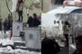 伊朗妇女脱掉头巾来抗议面纱法