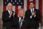 """特朗普发表首个国情咨文 称将开启""""新美国时代"""""""