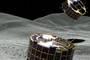 日本隼鳥2號攜帶的漫游者成功登陸小行星