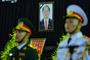 越南为陈大光举行国葬 国家代主席现场哭泣