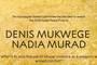 剛果醫生和伊拉克雅茲迪少女共同獲得2018年諾貝爾和平獎