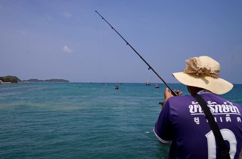 游泰国色都芭提雅,不为情色只为大海