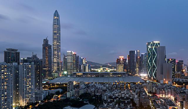 上海,广州,深圳三城,哪座城市的高楼数量最多?