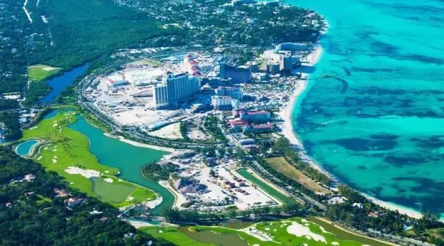 海岛度假村 赤道几内亚克里斯克岛五星级酒店 赤道几内亚欧亚拉新城