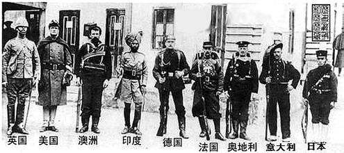 儿子 皇帝/义和团事变后,载漪怨恨西方国强不承认自己儿子的皇帝帝位,心...