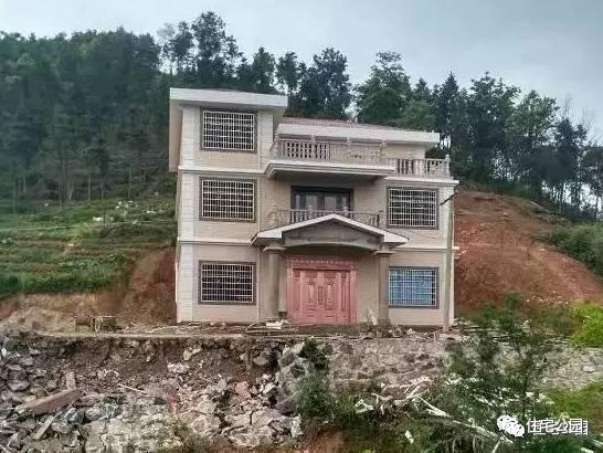 村墅记│在农村建三层别墅的模范户型,盖房首选