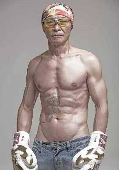 80岁老人王德顺