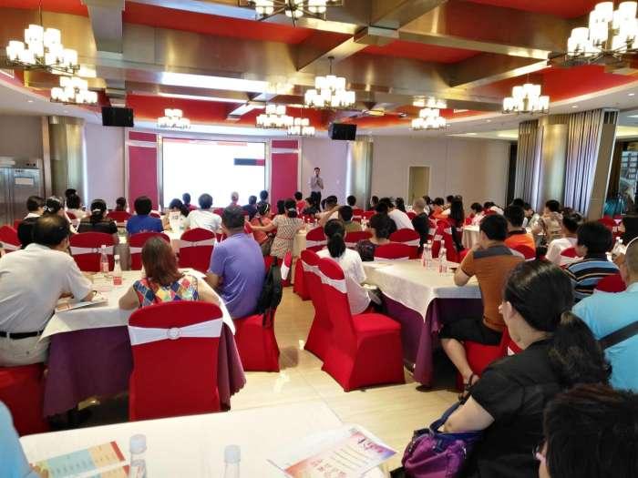 中国梦·梦之蓝2017江西高考志愿填报讲座圆满落幕