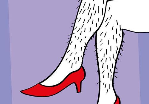 露腿的季节又到了,尴尬的腿毛怎么去最好? 健康 第1张