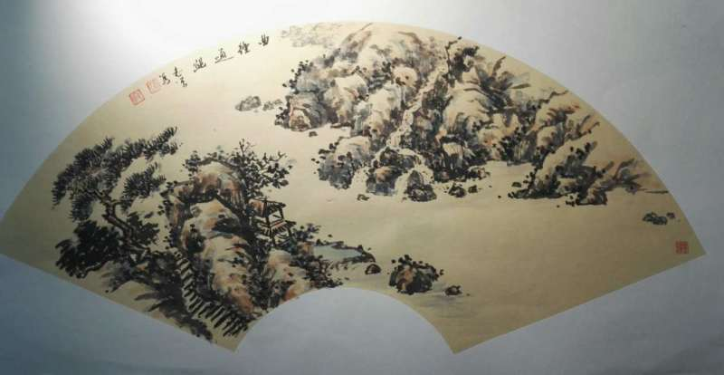 高志学书画艺术