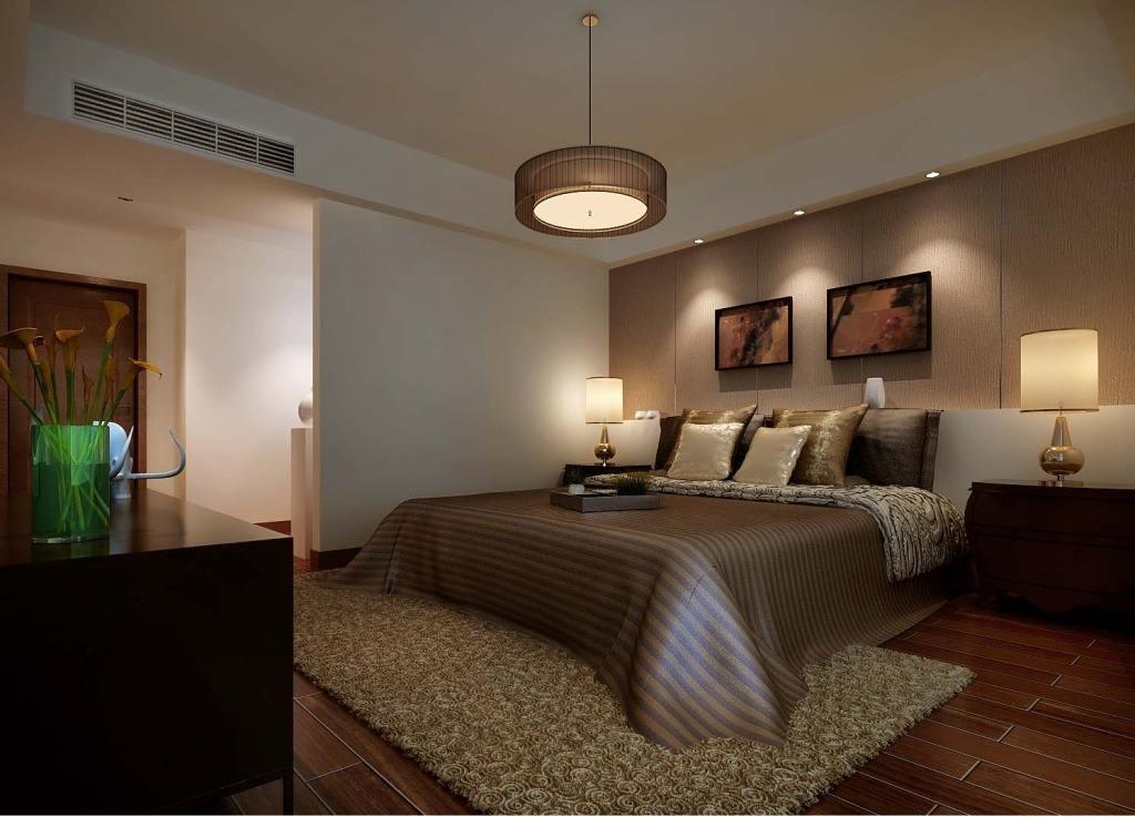 卧室风水:卧室灯光宜柔和图片