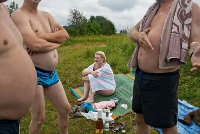 三分之一的俄罗斯人有自己的别墅!看了你还淡定吗