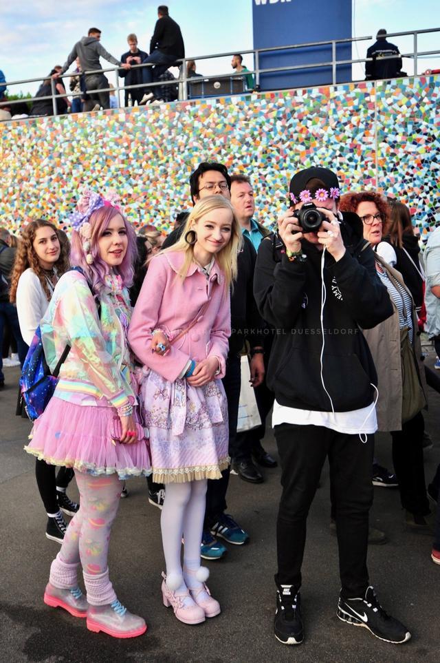 德国人为什么喜欢过日本节,万种Cosplay晃瞎眼