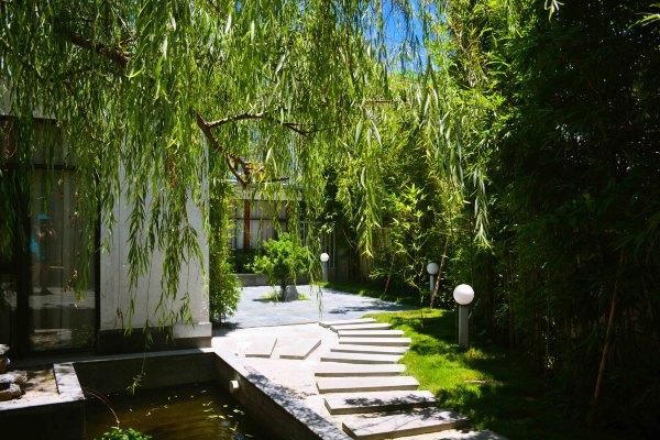 隐于曾厝垵的小院,有苏杭之木,淡雅不失温馨浪漫