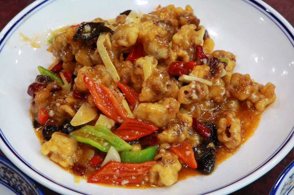 青海美食:好吃的不是一点半点