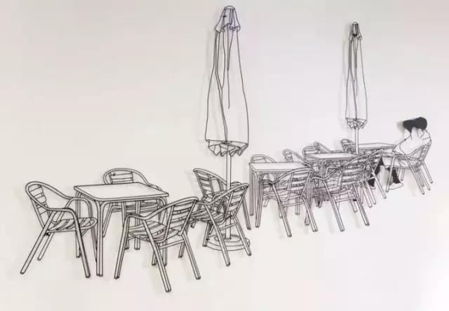 电线电缆可以做艺术品吗