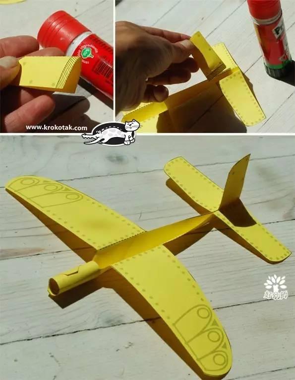 手工火箭制作图解步骤