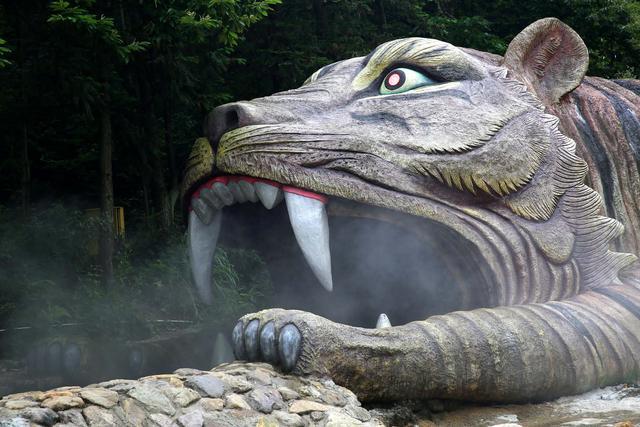 江西龙虎圣井山:激情与速度,尖叫的诱惑