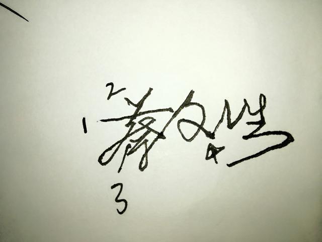 第82期 艺术签名本身就是一门艺术,签名是美的