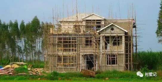村墅记│直播农村别墅建房全过程,不懂建房也不怕
