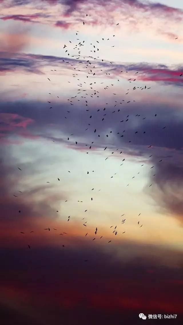 星空壁纸,唯美夜晚星空,大自然风景壁纸图片
