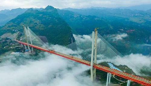 中国超级工程称霸世界,自古就有基建狂魔属性