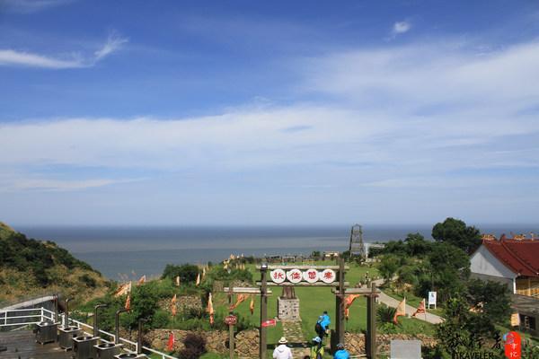就连浙江人还未曾到达过这里,被誉为黄金海岸