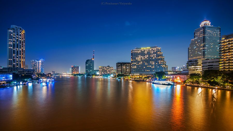 曼谷的两日之行,还原一个全面真实的曼谷