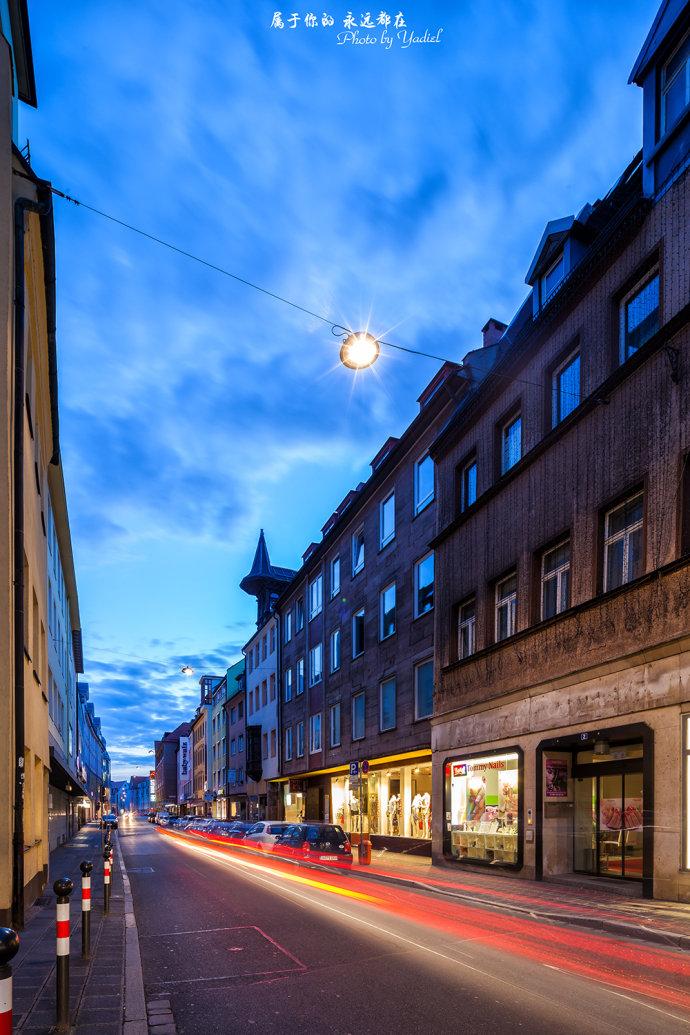 德国最童话的小镇,街巷处处都是烤肠味儿