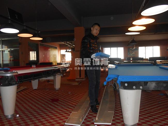 南京台球桌维修移位台球桌保养如何选择