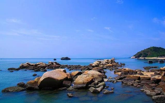 炎热的夏天,海岛才是最佳避暑地方