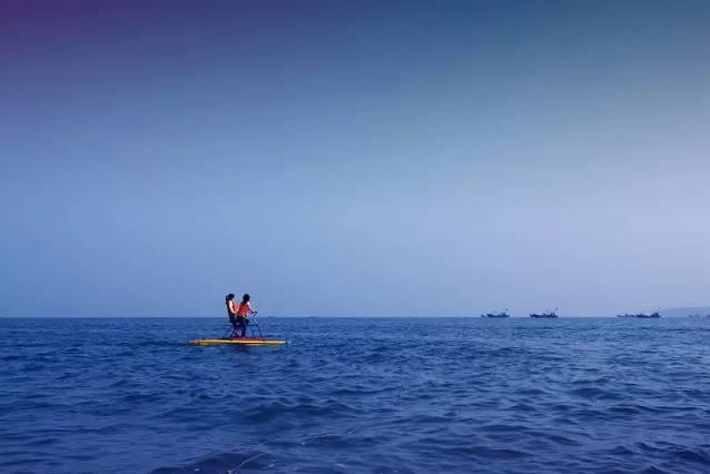 去这座滨海小城玩转碧海蓝天!
