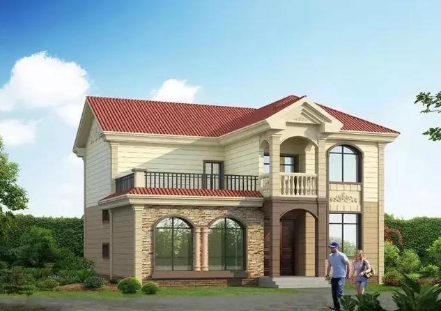 二屋半房子设计图