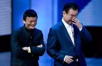 王健林哭了 都是鲁豫的锅?心疼被鲁豫采访过的大佬!
