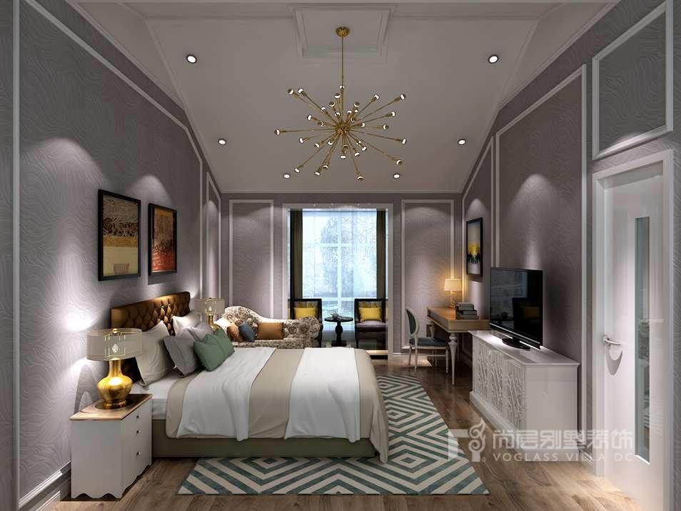 尚层国际家居 杭州家居装修 现代简欧风格软装设计图片