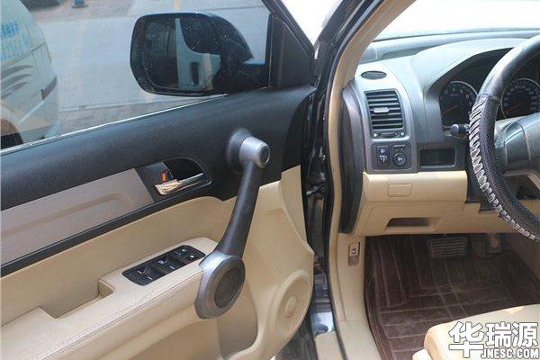 10万左右的二手车,紧凑SUV首选本田CRV高清图片