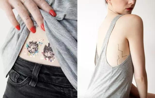 怎样贴假睫��!��-_种草一波好看的纹身贴纹想纹的身,做爱做的事!