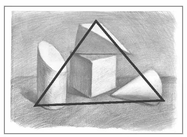 科技 正文  三角形构图: 具有平稳,沉着等特点.