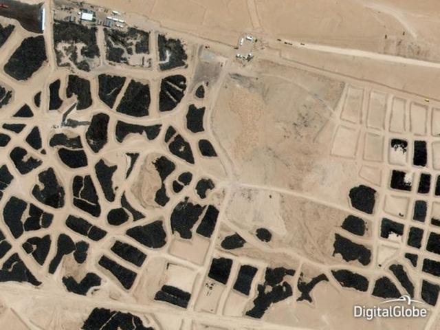 Worldview3卫星一景面积有多大