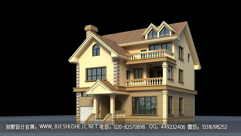 自建别墅设计的图纸来源