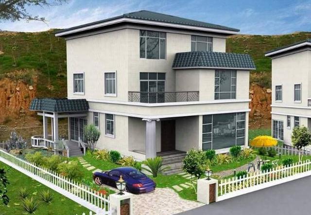 二层修房子设计图